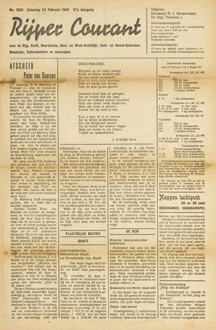 Rijper Courant 1946-02-23