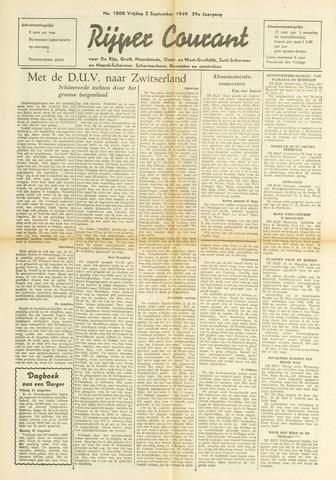 Rijper Courant 1949-09-02