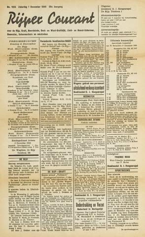 Rijper Courant 1945-12-01