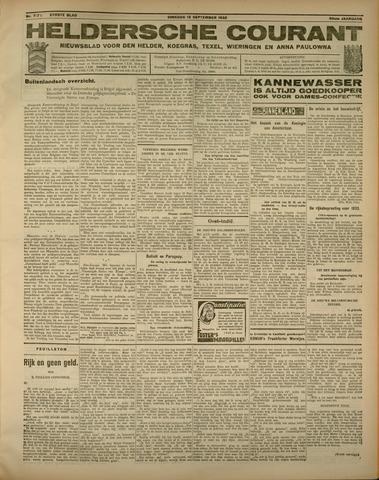 Heldersche Courant 1932-09-13