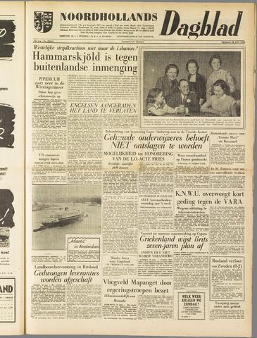 Noordhollands Dagblad : dagblad voor Alkmaar en omgeving 1958-06-20
