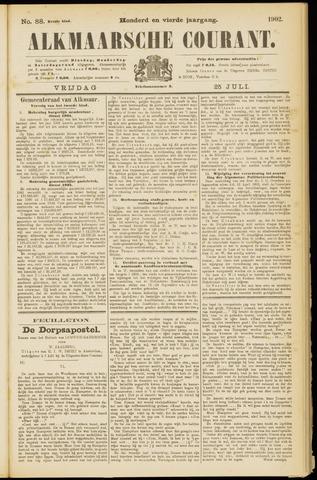 Alkmaarsche Courant 1902-07-25