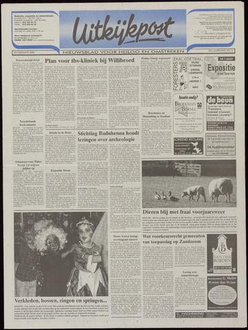 Uitkijkpost : nieuwsblad voor Heiloo e.o. 2000-02-23