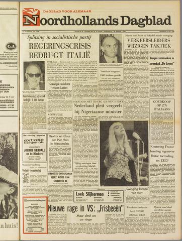 Noordhollands Dagblad : dagblad voor Alkmaar en omgeving 1969-07-05