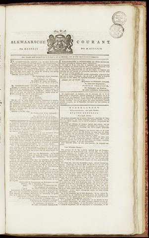 Alkmaarsche Courant 1829-10-26