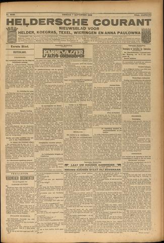 Heldersche Courant 1926-09-07