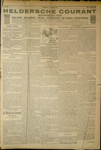 Heldersche Courant 1922