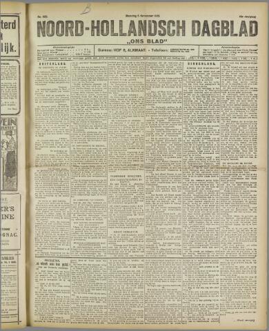 Ons Blad : katholiek nieuwsblad voor N-H 1922-11-06