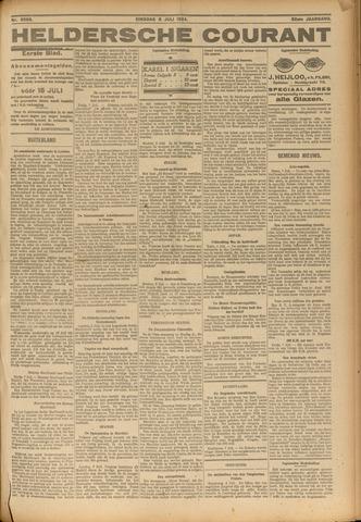 Heldersche Courant 1924-07-08