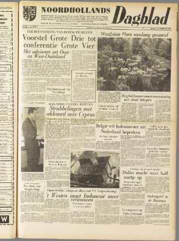 Noordhollands Dagblad : dagblad voor Alkmaar en omgeving 1959-02-17