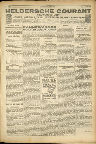 Heldersche Courant 1927-07-02