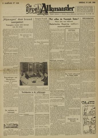 De Vrije Alkmaarder 1949-01-18