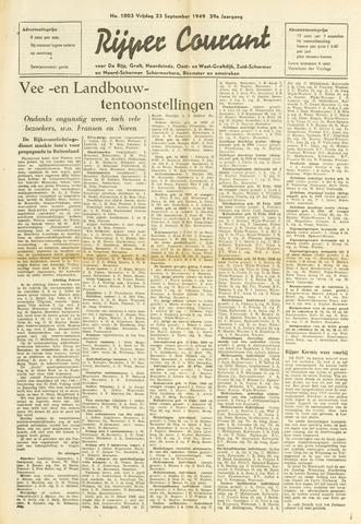 Rijper Courant 1949-09-23