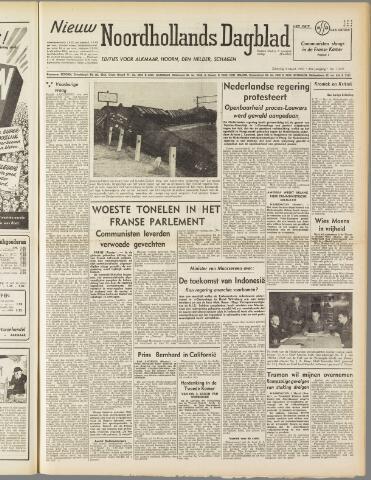 Nieuw Noordhollandsch Dagblad : voor Alkmaar en omgeving 1950-03-04