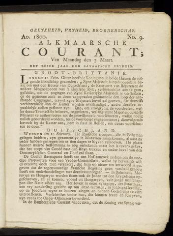 Alkmaarsche Courant 1800-03-03