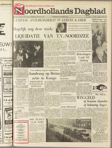 Noordhollands Dagblad : dagblad voor Alkmaar en omgeving 1964-12-01