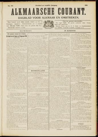 Alkmaarsche Courant 1910-08-20