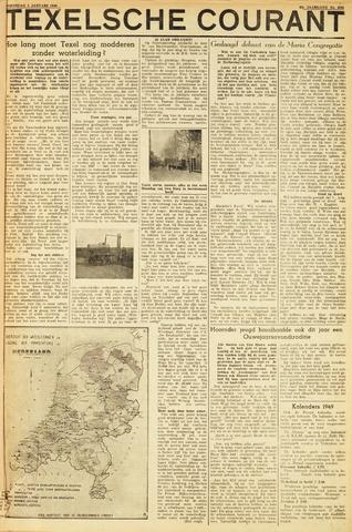 Texelsche Courant 1949