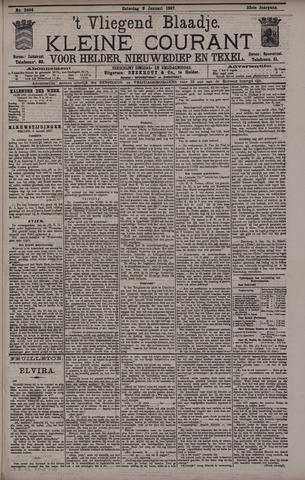 Vliegend blaadje : nieuws- en advertentiebode voor Den Helder 1897-01-09