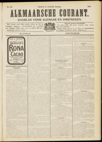 Alkmaarsche Courant 1912-09-02