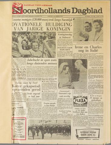 Noordhollands Dagblad : dagblad voor Alkmaar en omgeving 1964-05-01