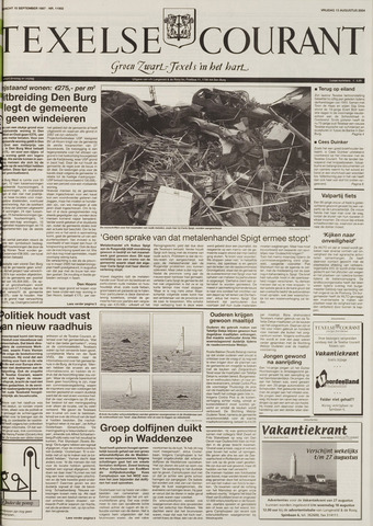 Texelsche Courant 2004-08-13