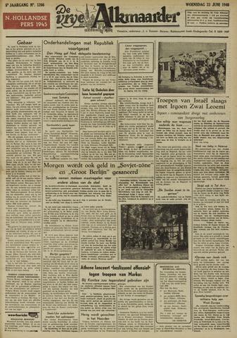 De Vrije Alkmaarder 1948-06-23