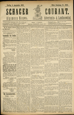 Schager Courant 1895-08-04