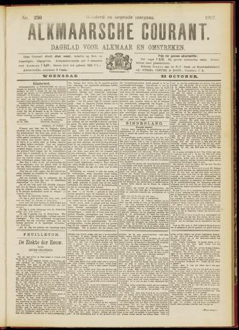 Alkmaarsche Courant 1907-10-23