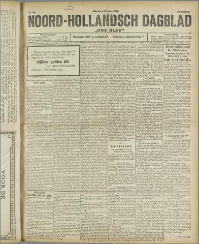 Ons Blad : katholiek nieuwsblad voor N-H 1922-11-04