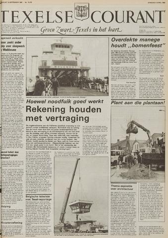 Texelsche Courant 1986-04-08