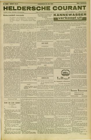 Heldersche Courant 1930-07-24