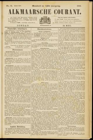 Alkmaarsche Courant 1903-05-24