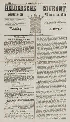 Heldersche Courant 1872-10-23