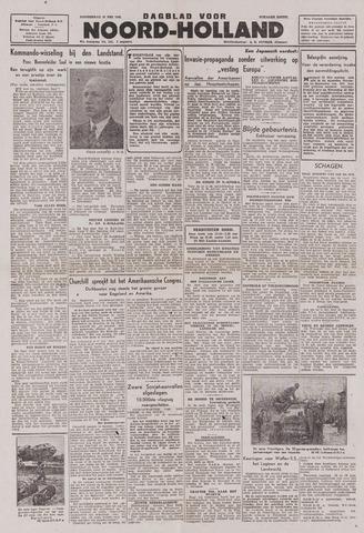 Dagblad Noord-Holland, Schager editie 1943-05-20