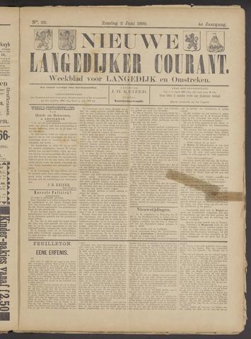 Nieuwe Langedijker Courant 1895-06-02