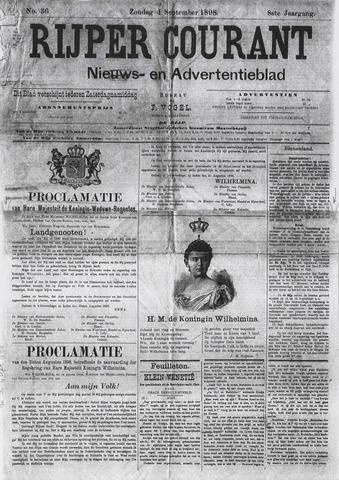 Rijper Courant 1898-09-04