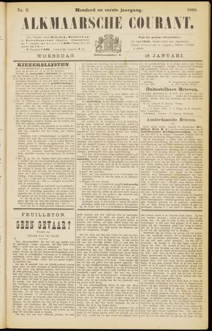Alkmaarsche Courant 1899-01-18