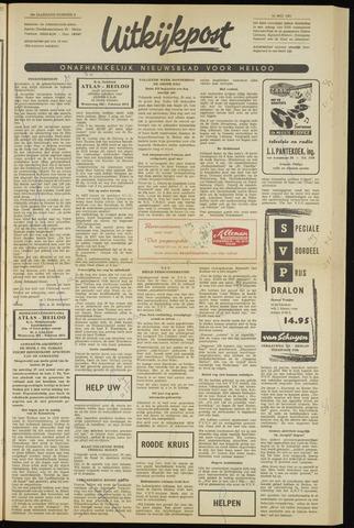 Uitkijkpost : nieuwsblad voor Heiloo e.o. 1961-05-11