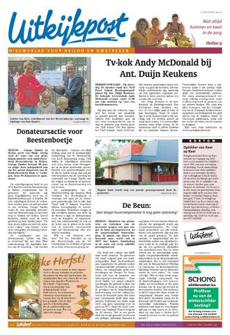 Uitkijkpost : nieuwsblad voor Heiloo e.o. 2015-10-07