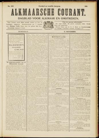 Alkmaarsche Courant 1910-11-15