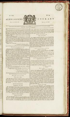 Alkmaarsche Courant 1826-07-24