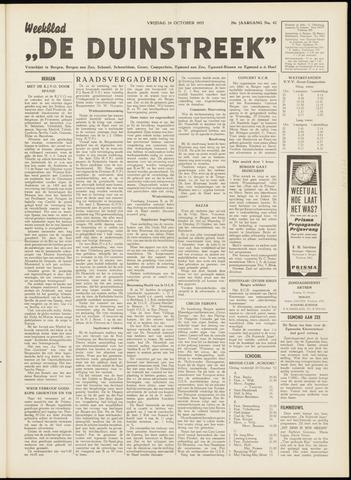 De Duinstreek 1952-10-24
