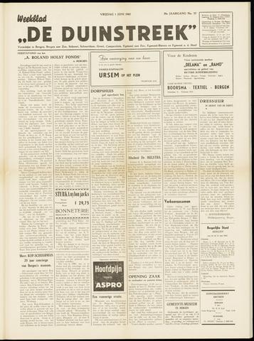 De Duinstreek 1962-06-01