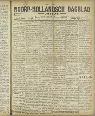 Ons Blad : katholiek nieuwsblad voor N-H 1921-07-15