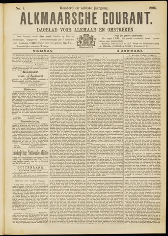 Alkmaarsche Courant 1906-01-05