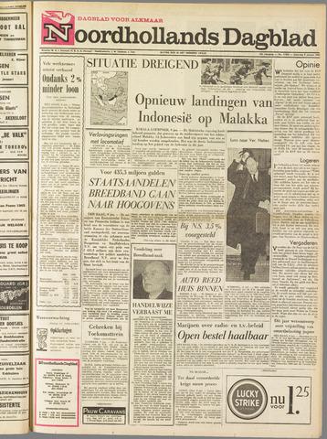 Noordhollands Dagblad : dagblad voor Alkmaar en omgeving 1965-01-09