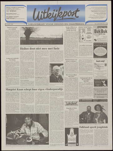 Uitkijkpost : nieuwsblad voor Heiloo e.o. 2000-03-08