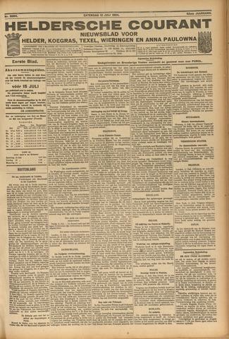 Heldersche Courant 1924-07-12