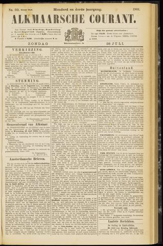 Alkmaarsche Courant 1901-07-28
